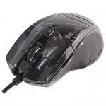 Мышь CROWN CMXG-703 COLT Black USB