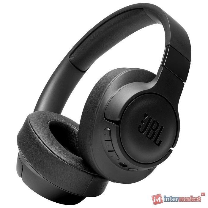 Беспроводные наушники JBLT700BTBLK JBL TUNE 700BT headset