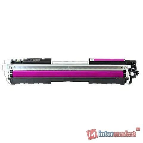 Картридж, Europrint, EPC-313A (CE313A), Пурпурный, Для принтеров HP Color LaserJet 1025/Pro100 M175A, Canon i-SENSYS LBP7010C/LBP7018C, 1000 страниц.