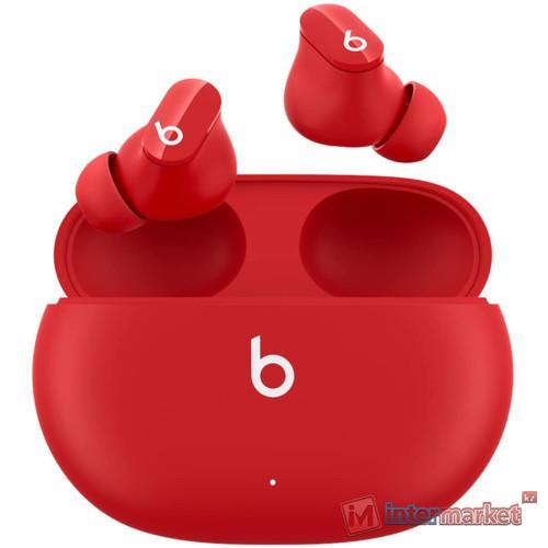 Наушники Beats Studio Buds – True Wireless Noise Cancelling Earphones – Beats Red, A2512 A2513 A2514 MJ503ZM/A