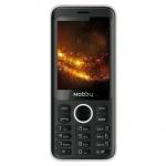 Мобильный телефон Nobby 321, черно-серебристый