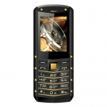 Телефон teXet TM-520R, Black and yellow