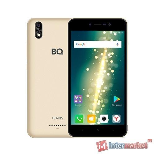 Смартфон BQ BQ-5591 Jeans, Gold