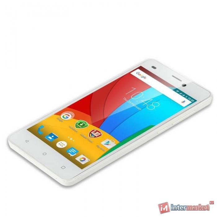 Смартфон Prestigio MultiPhone Muze A5, White
